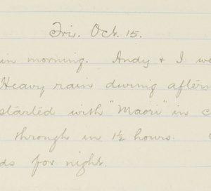 15 october 1915