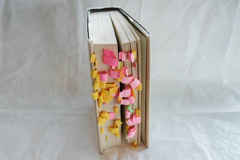 Modern sticky notes