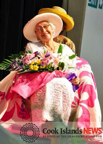 Dame Margaret