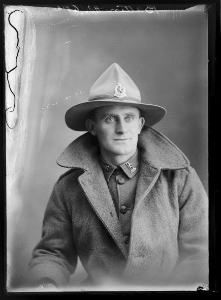 Portrait of Harold John Batten