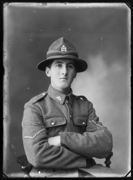 Portrait of John Edgar Vaughan