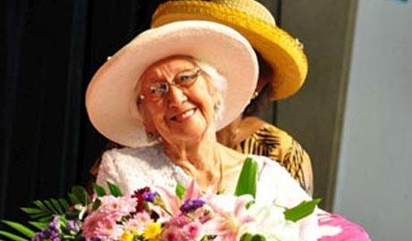 Dame Margaret Karika Ariki