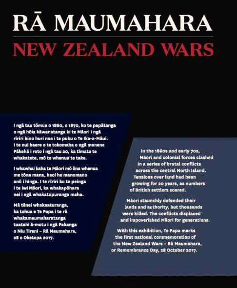 New Zealand Wars