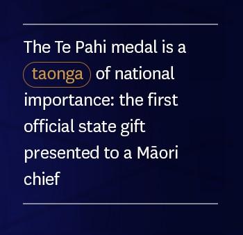 Te Pahi Medal