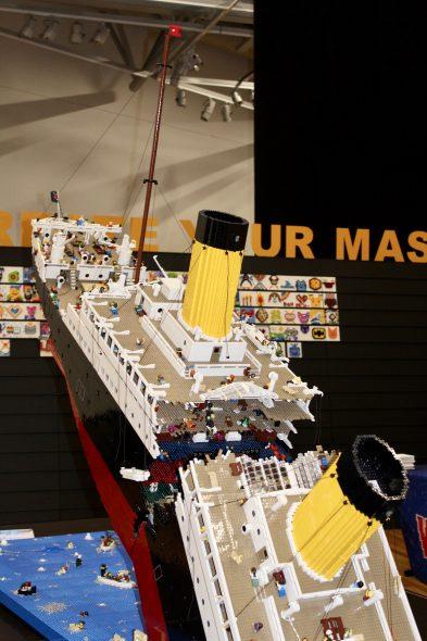 Is LEGO art? | Te Papa's Blog