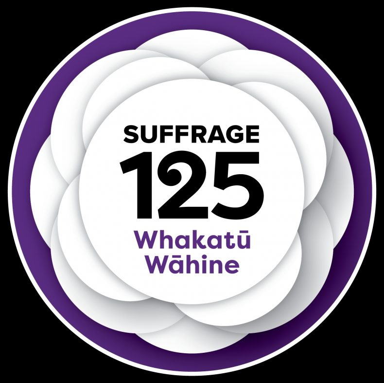 Te Papa is proud to be a part of the Suffrage 125 national event programme.