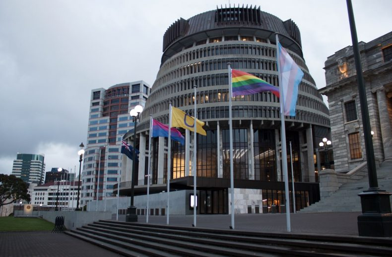 Forecourt of Parliament, 17 May 2018