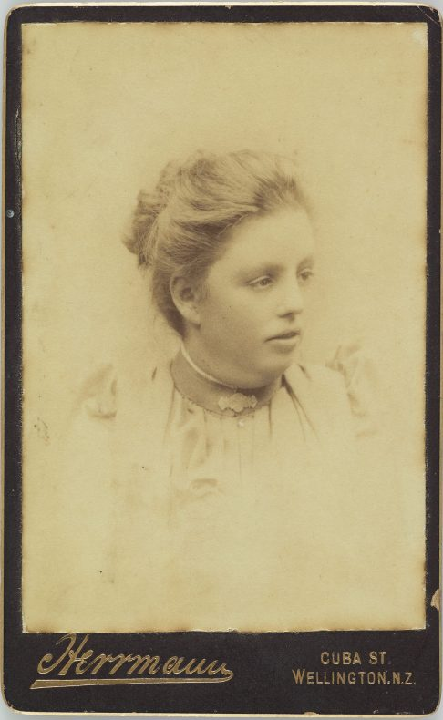 Inspiring Stories About NZ Women Photographers Louisa Herrmann 1864 1955