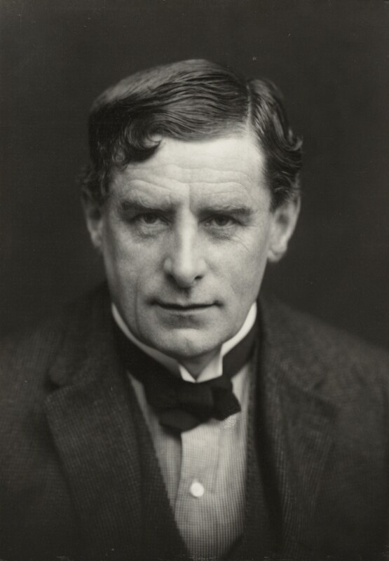 Photograph portrait of Walter Sickert