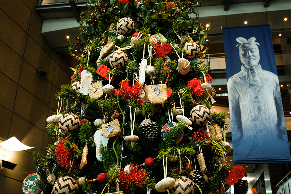 New Zealand Christmas Tree.The Christmas Tree In New Zealand Te Papa S Blog