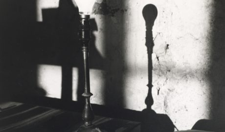 Bill Culbert, Croagnes, 1978, gelatin silver print, Te Papa (O.003931)