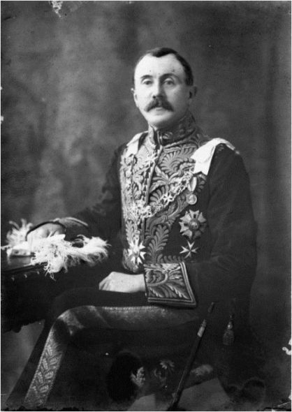 Photo portrait of The Earl of Ranfurly