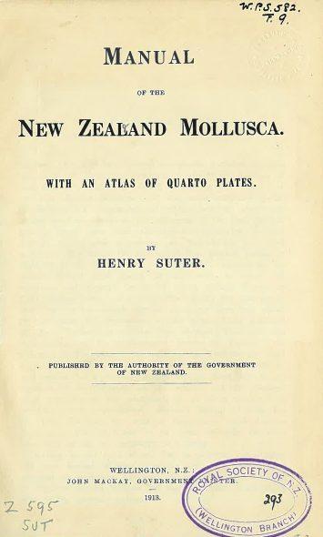 Suter_1913_Manual